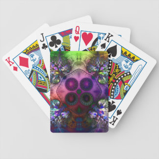 Order at the Root of All Chaos V 1  Playing Cards