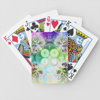 Order at the Root of All Chaos V 2 Bicycle Playing Cards