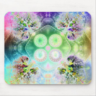 Order at the Root of All Chaos V 2  Mousepad