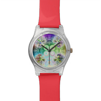 Order at the Root of All Chaos V 2 Wrist Watch