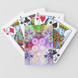 Order at the Root of All Chaos V 3 Bicycle Playing Cards