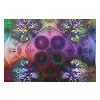 Order at the Root of All Chaos Var 1  Placemats