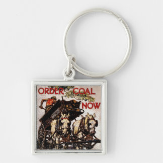 Order Coal Now Keychain