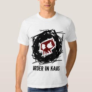 Order In Kaos Recordings Big Logo Shirt