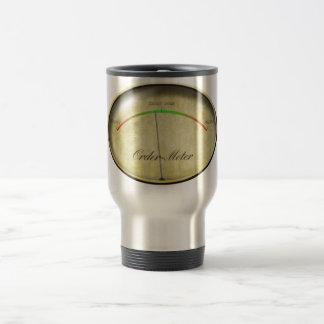 Order-Meter Coffee Mugs