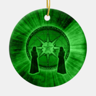 Order of Chaos Christmas Ornaments
