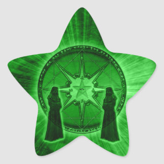 Order of Chaos Star Sticker