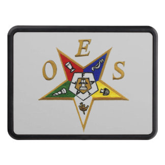 Order Of Eastern Star Tow Hitch Cover