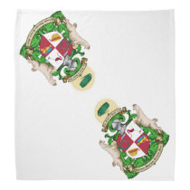Order of St. Luis Coat of Arms Graphic Bandana
