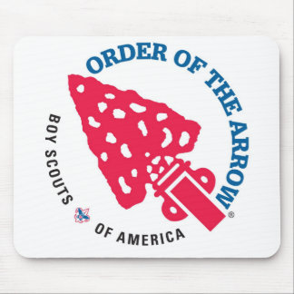 Order of the Arrow Mouse Pad