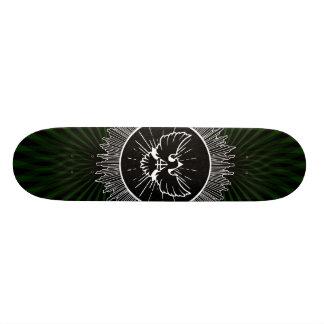 Order Of The Black Dawn Skateboard Deck