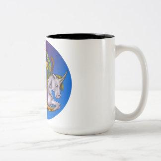Order of the Cockscomb Two Tone Mug