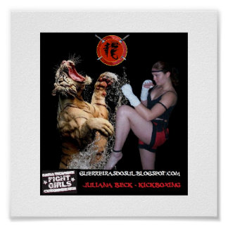 Order of the Dragon - Teacher Juliana Poster