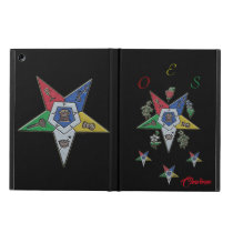 Order Of The Eastern Star Case For iPad Air