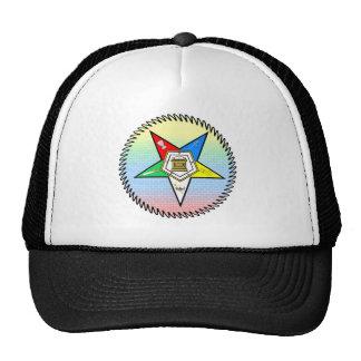 order of the eastern star trucker hat