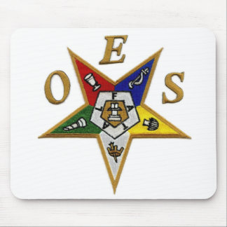 ORDER of the EASTERN STAR Mouse Pad