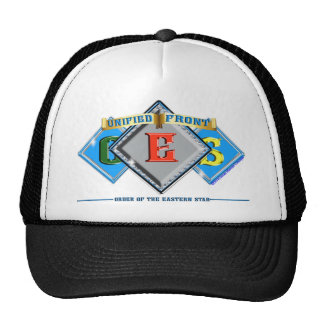 Order of the Eastern Star OES Trucker Hat