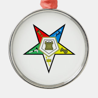 Order Of The Eastern Star Christmas Ornaments