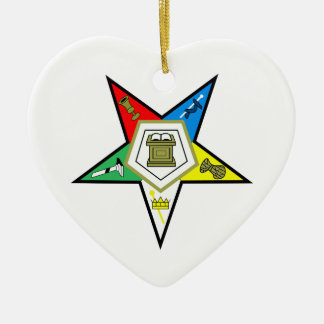ORDER OF THE EASTERN STAR CHRISTMAS TREE ORNAMENTS