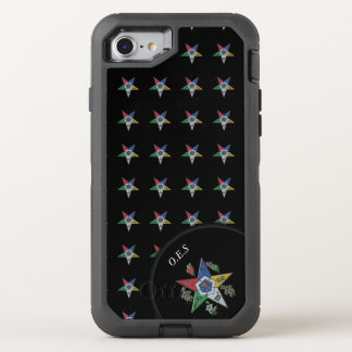 Order Of The Eastern Star OtterBox Defender iPhone 7 Case