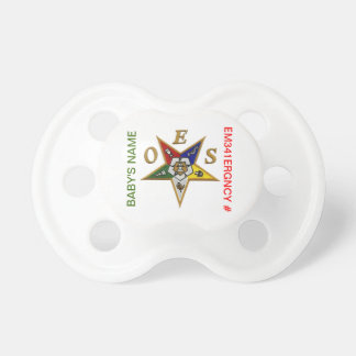ORDER of the EASTERN STAR Pacifier