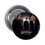 Order of the Phoenix - French 1 2 Inch Round Button