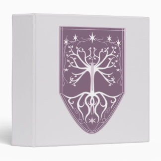 'Order of the White Tree' Crest Binder