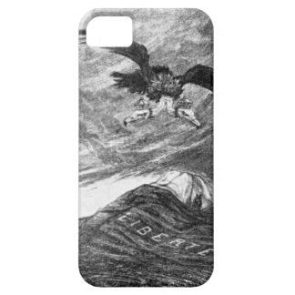 Order Reigns in Warsaw by Felicien Rops iPhone SE/5/5s Case