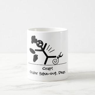 Order Take-out Mug