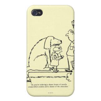 Ordering Cookies iPhone 4/4S Case