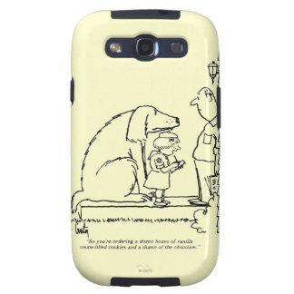 Ordering Cookies Samsung Galaxy S3 Case