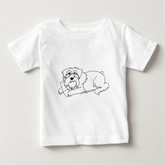 Ordering Pizza Baby T-Shirt
