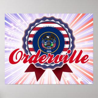 Orderville, UT Print