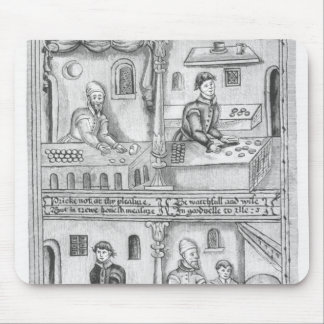 Ordinance of the Bakers of York, 1595-96 Mouse Pad
