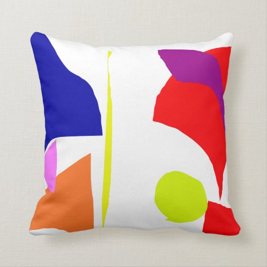 Ordinary Butterfly Throw Pillow