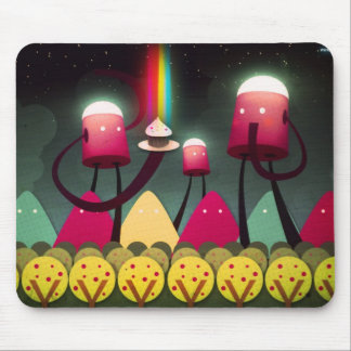 Ordinary day Cup Cake Remix Mouse Pad