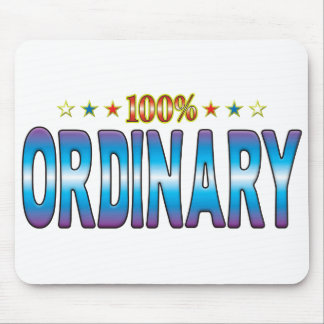 Ordinary Star Tag v2 Mousepads