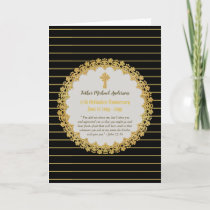 Ordination Anniversary Card - ANY CLERGY or YRS