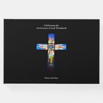 Ordination Anniversary Guest Book ANY Personalized