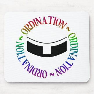 Ordination - Holy Orders Mouse Pad