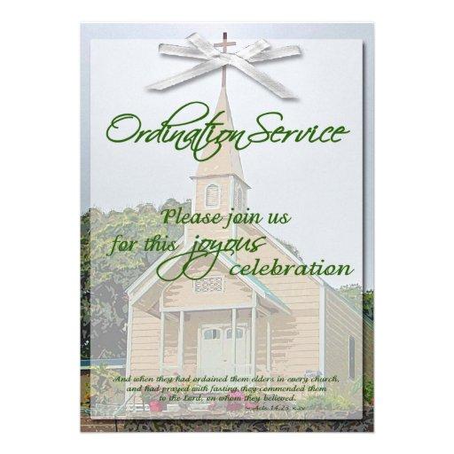 41 Deacon Ordination Invitations Deacon Ordination