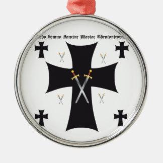 Ordo domus Sanctae Mariae Theutonicorum Metal Ornament