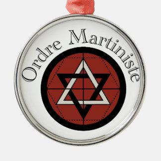 Ordre Mariniste Metal Ornament