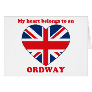 Ordway Greeting Card
