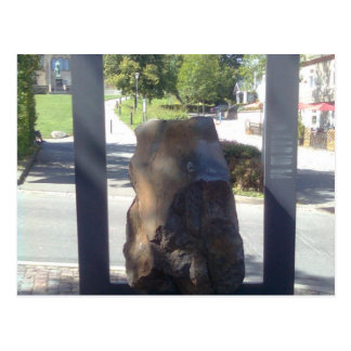 Ore block, Goslar, UNESCO, Rammelsberg Postcard