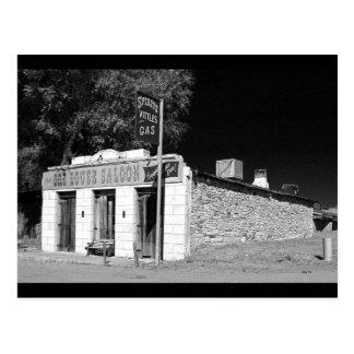 Ore House Saloon, Ione, Nevada Postcard