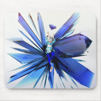 Ore (ver.ULTRA BLUE) Mouse Pad