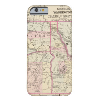 Ore, Wash, Ida, Mont Barely There iPhone 6 Case
