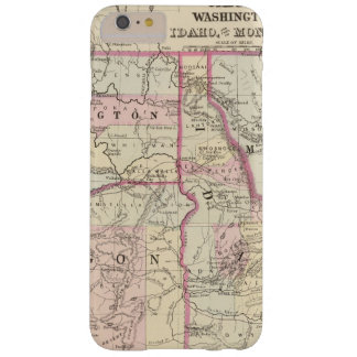 Ore, Wash, Ida, Mont Barely There iPhone 6 Plus Case