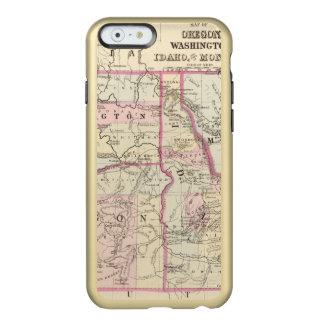 Ore, Wash, Ida, Mont Incipio Feather® Shine iPhone 6 Case